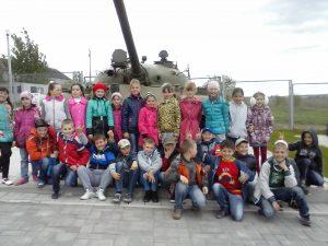 Екскурсія в музей Бойової слави