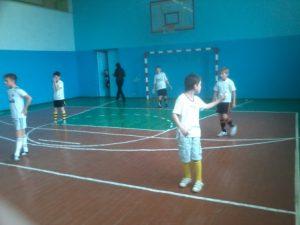 Міні-футбол у нашому НВК
