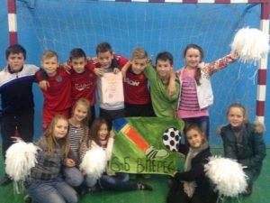 Турнір з міні-футболу для учнів 5-6 класів